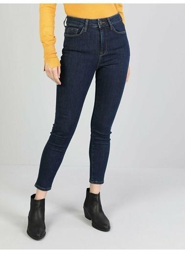 Colin's Colin'S 760 Diana Dar Kesim  Kadın Jean Pantolon Mavi
